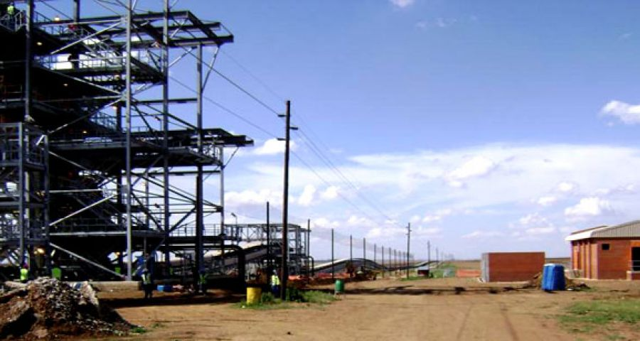 Zest and WEG commission longest VSD-driven conveyor in Africa