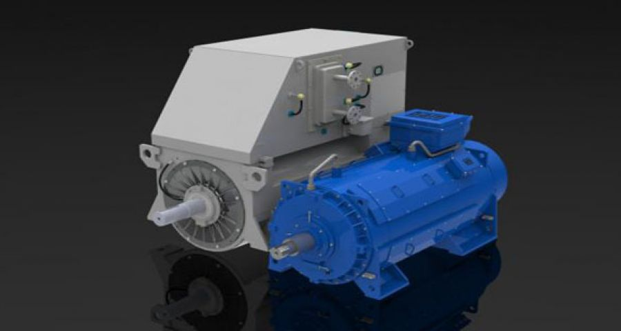 WEG launches New Water Jacket-cooled Generators