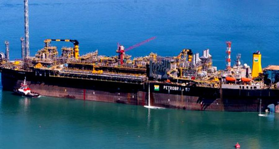 Petrobras P-57 starts operating with WEG solutions